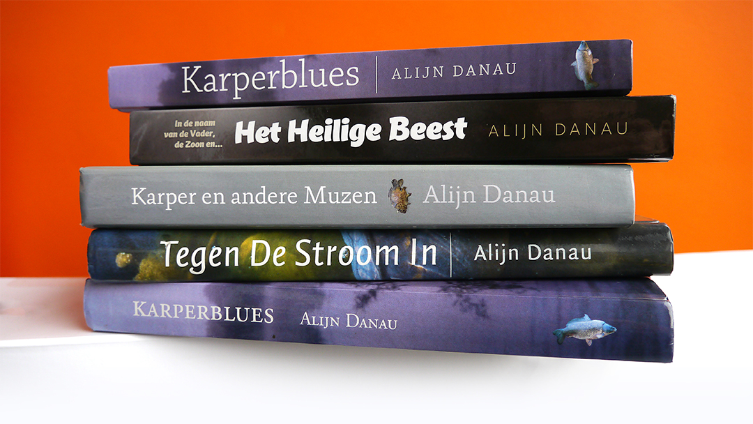 Boeken Alijn Danau